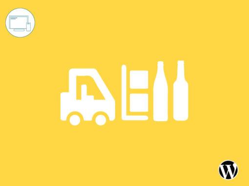 Webseite Bundesverband des Deutschen Getränkefachgroßhandels